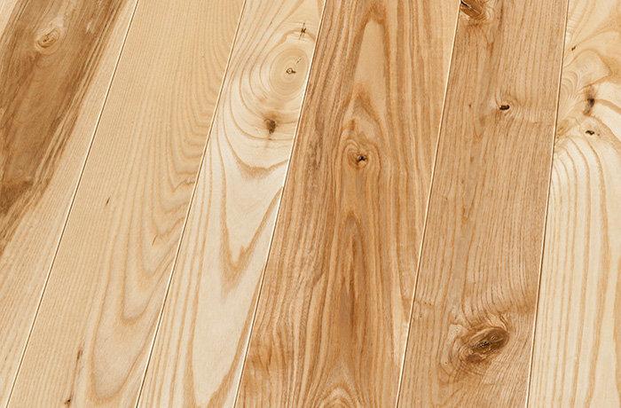 Ash Hardwood Flooring Natural Mountain