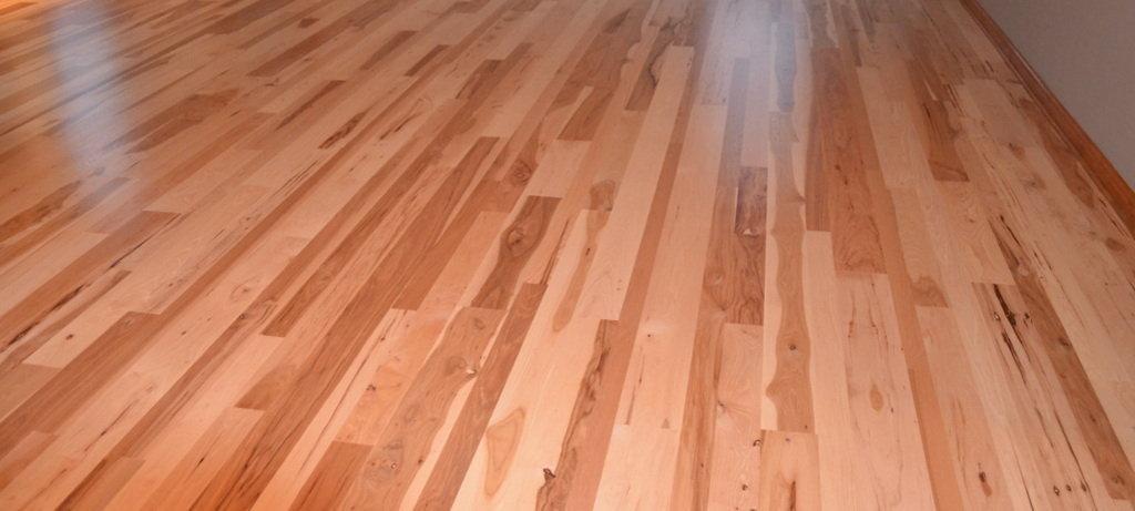 Hickory Hardwood Flooring