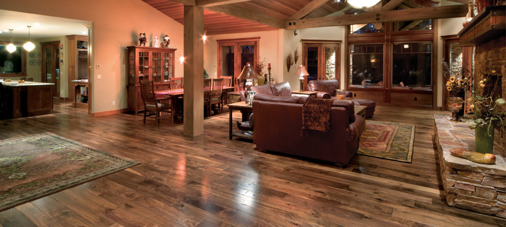 Wickham Cottage Hardwood Flooring